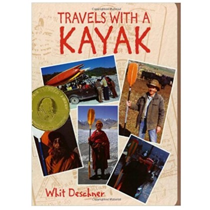Travels with a Kayak (Autographed Copy)