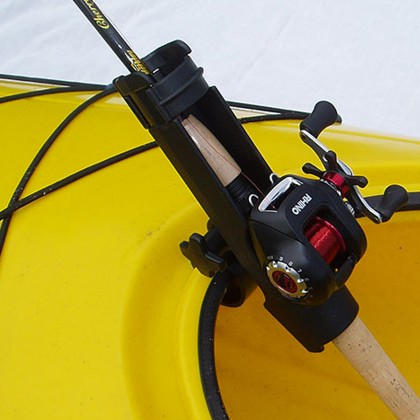 YakCatcher Clip On Rod Holder