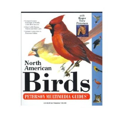 North American Birds (CD-ROM)