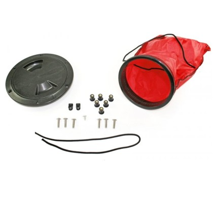 5 in. Viking Screw-In Hatch Kit with Bag