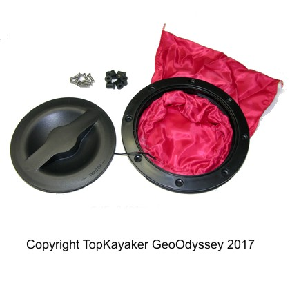 Harmony 6.5 in. Hatch Kit with Bag