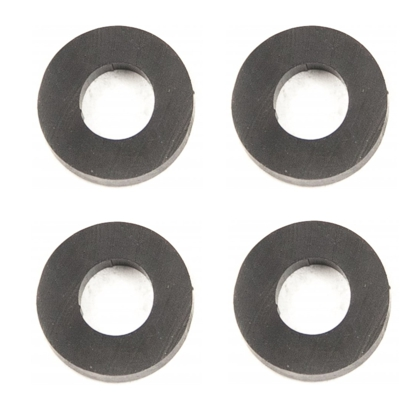 Nylon Washer, 4 pack