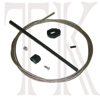 Skeg Cable Repair Kit (2011 version)