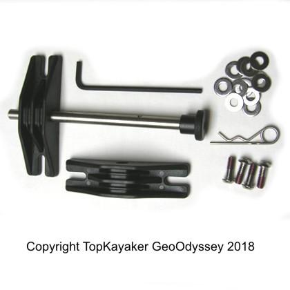 Pescador Pilot Quick Key Assembly [CNF-9800950] - $59 99