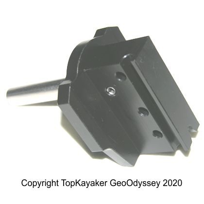 Classic CD Rudder Block and Pin