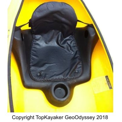WS Phase 2 Padded Seat Cover