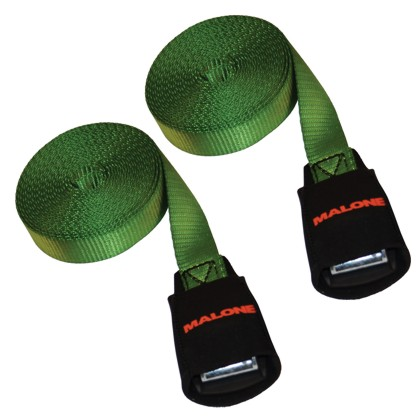 Malone 15Ft Load Straps, 2 pack