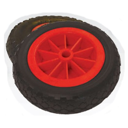 Airless No Flat Cart Wheels