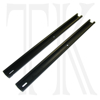 Rudder Footbrace Rails, Pair (Necky OK OT)
