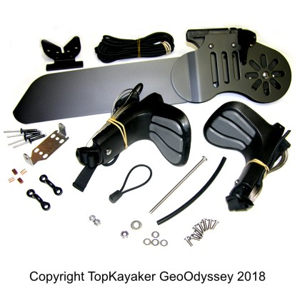 Ocean Kayak Trident Rudder Kit (2017)