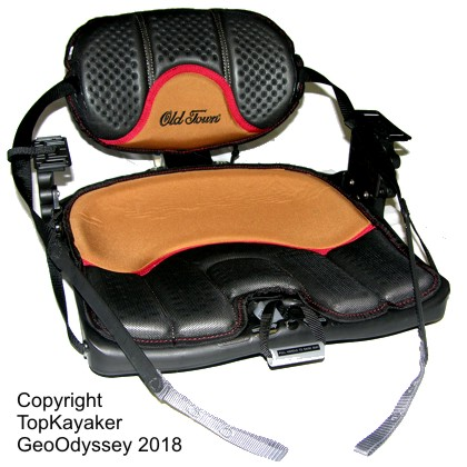 Active Comfort System Kayak Seat 2.0 (Narrow)