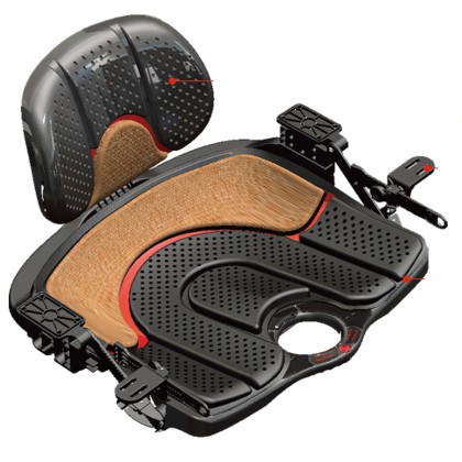 Active Comfort System Kayak Seat 2.0 (Wide)