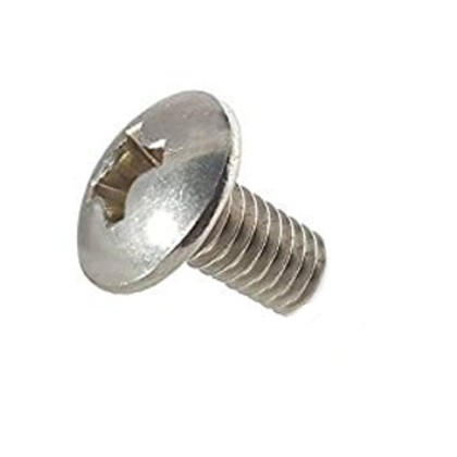 Stainless Steel Phillips Machine Screw 3/8 inch