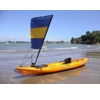 Pacific Action Sail, 1.5 sqm, blue-yellow