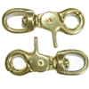 Brass Trigger Snaps, pack of 2