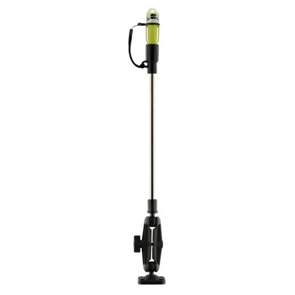 Sea-Light with Ball Mount Fold Down Pole
