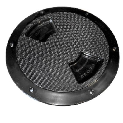 Eight Inch Quarter Turn Deck Plate