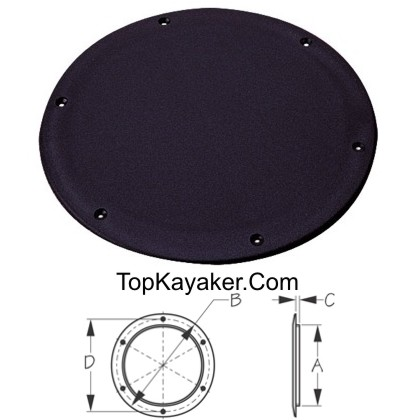 8-1/2 Inch Cover Plate