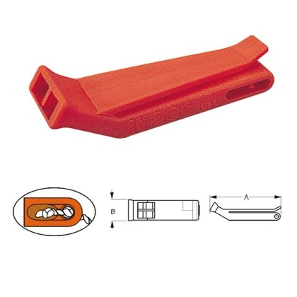 Sea Dog Life Jacket Whistle