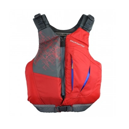 Mens Escape Life Vest, Red