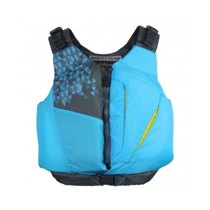 Womens Escape Life Vest, Blue