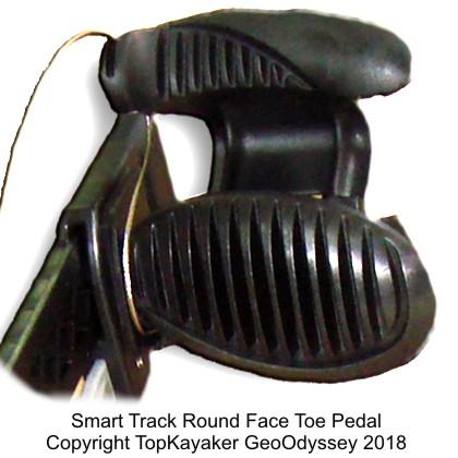 Original Toe Pedal Kit (NO Cables)