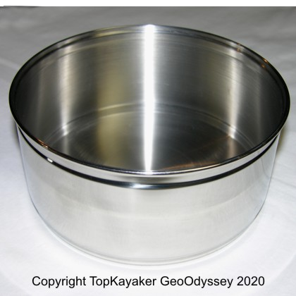 Stainless Steel Cookware Bowl