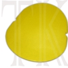 Stern Hatch for Necky Kayak, yellow