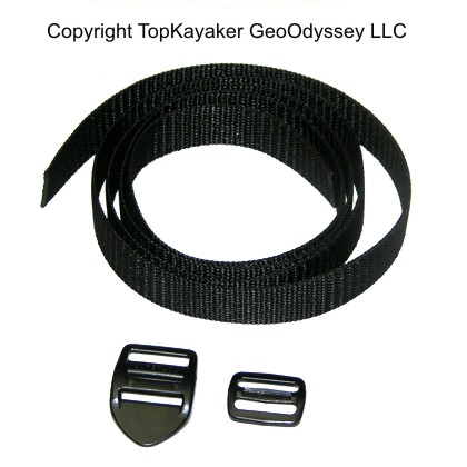 Seat Back Strap Kit (Zone - Phase 3)