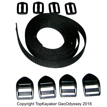 Seat Strap Kit - Click Image to Close