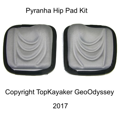 Pyranha Hip Pad Kit