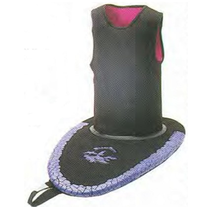 River Roni Vest Deck (tank top spray skirt)