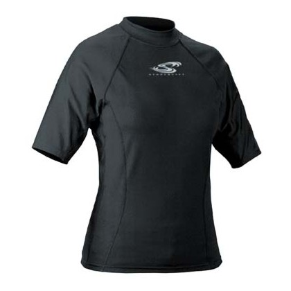 Women's StohlQuist Short Sleeve Rash Guard
