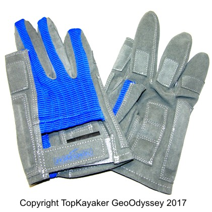 Three Finger Sailing Gloves