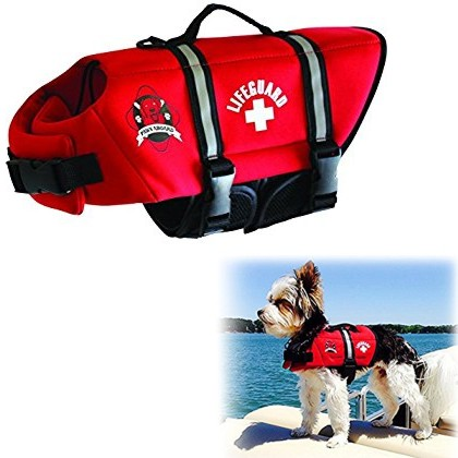 Neoprene Doggy Life Jacket, X-Small