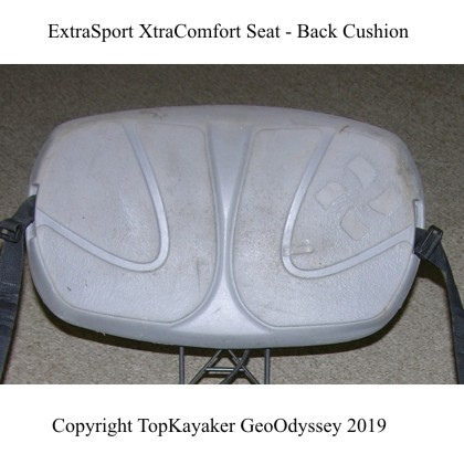 EXC Seat Back Cushion (Salvage Part)