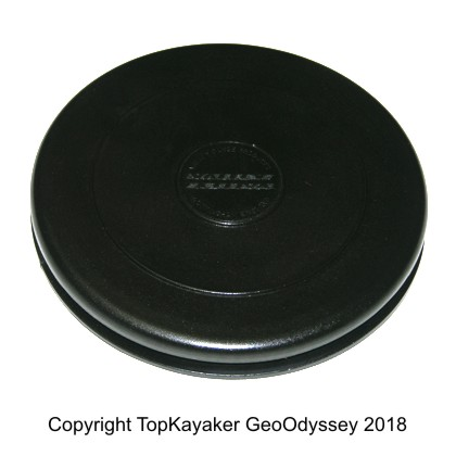 8 Inch Valley Canoe Products Round Hatch