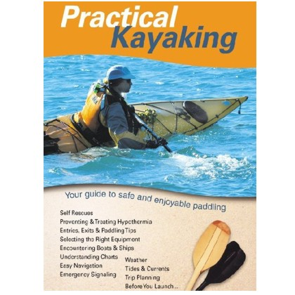 Practical Kayaking - VHS Tape Cassette