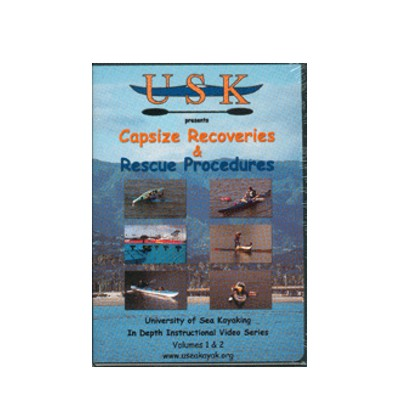 USK Capsize Recoveries and Rescue Procedures VHS