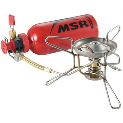 MSR WhisperLite stove - Click Image to Close