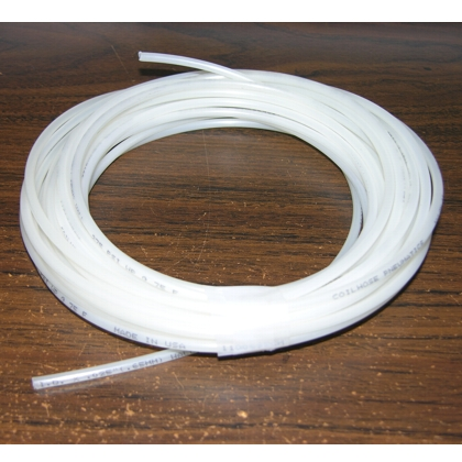White 1/8 in  Rudder Cable Tube, Sm  Dia  [CNF-9810054