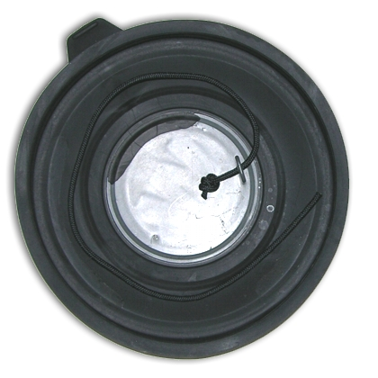 WS 8 in. Round Hatch Cover - Click Image to Close