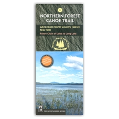 NORTHERN FOREST CANOE TRAIL Map 1