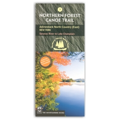 NORTHERN FOREST CANOE TRAIL Map 3