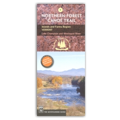 NORTHERN FOREST CANOE TRAIL Map 4