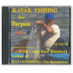 Kayak Fishing for TARPON