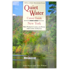 AMC Quiet Water Canoe Guide: New York