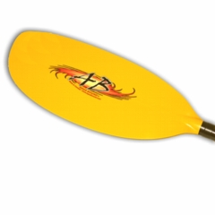 Splat whitewater-surf paddle, 2pc.
