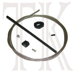 Skeg Cable Repair Kit