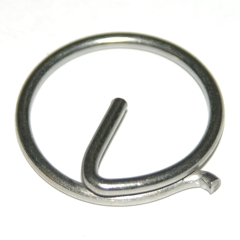 Rudder Pin Ring